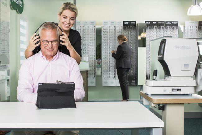 Specsavers instore